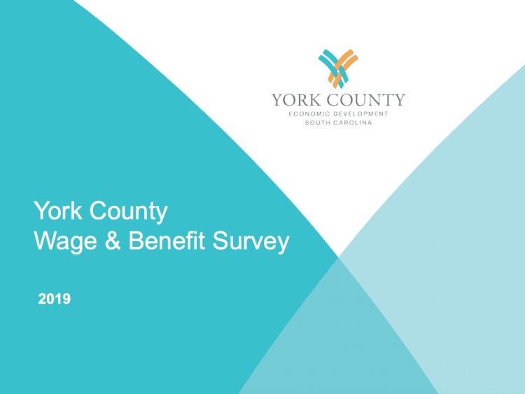 York County Wage & Benefit Survey 2019